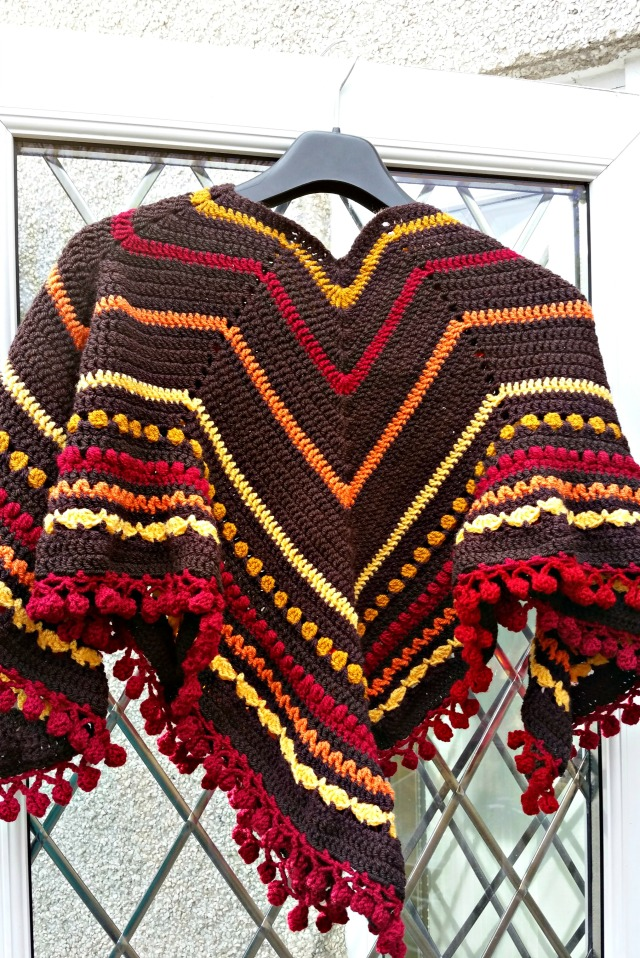solinspired poncho